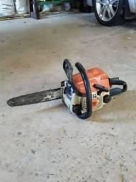 Conpro roçadeira e/ou motosserra usada