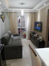 Apartamento à venda com 2 dormitórios em Recanto das rosas, Osasco cod:V694061