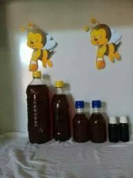 Vendo mel de abelha africanizadas 1litro 40 e própolis vermelho de Alagoas vidro 35 reais