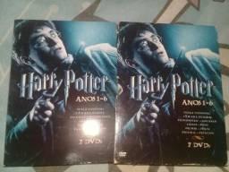 Coleção do Harry Potter comprar usado  Brasilia