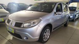 SANDERO 2008/2009 1.6 PRIVILÉGE 16V FLEX 4P MANUAL