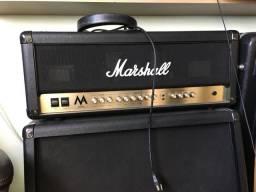 Amplificador Marshall MA100 Valvulado com falante de 12 comprar usado  Manaus