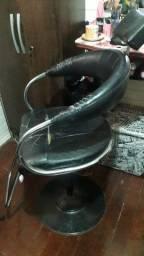 Cadeira de cabeleireira