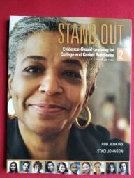 Livro de Inglês Stand Out 2