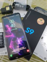 Smartphone Samsung S9 4/128 * sAMOLED Quad HD+ * COMPLETO