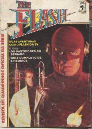 Revista em Quadrinhos - The Flash - 68pg - 1992 - Abril-DC