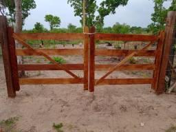 Porteiras e portões