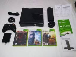 Xbox slim 250gb (aceito cartão consulte)