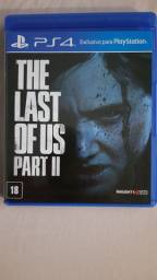 The last of us 2 troco por Ghost of Tsushima