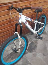 Bike aro 26 gios de alumínio com suspensão