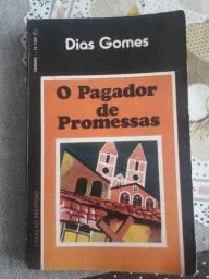 Livro O pagador de Promessas de Dias Gomes