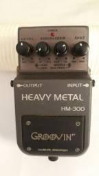 Pedal Heavy Metal