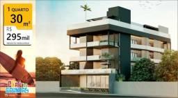 Flats em Porto de Galinhas | 1 Quarto | 30m² | Lançamento