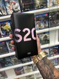 Galaxy s20 Samsung novo// 1 ano de garantia
