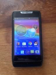 Celular Motorola Razr D1 Xt915 TV 5MP Leia a Descrição