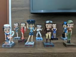 Coleção De Bonecas Betty Boop Em Resina Salvat