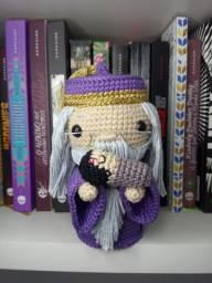 Amigurumi Dumbledore