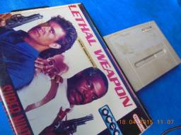 Cartucho Snes Lethal Weapons
