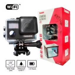Camera 4k Ultra Hd Tomate Mt-1092 Wifi Com Controle
