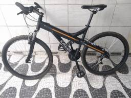Bicicleta Caloi t-type aro 26 semi-nova