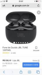 Fone tune120 Jbl
