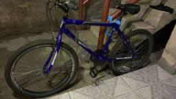 bicicleta aro 26 pouco usada