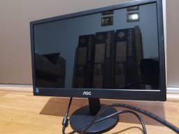 Monitor Led 15,6 polegadas zerado