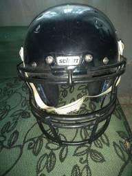 Helmet semi novo shult 350