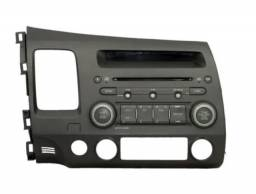 Painel Honda civic 2007 com driver de cd e rádio!