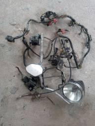 peças de twiste carburada
