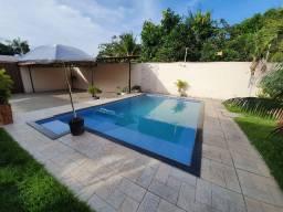Casa em Flores com 4 suítes, piscina, churrasqueira - Flores