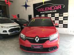 Renault Sandero Expression 1.0 Manual 2017. Entrada à Partir de R$ 1.000,00