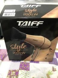 Secador Taiff Profissional 2000w 110v com nota fiscal e caixa