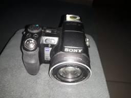 Câmera Sony cyber shot Dsc h9