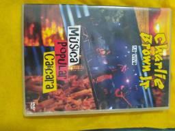 CD e DVD Charlie Brown Jr
