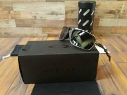 Óculos Oakley X-Metal Badman Preto/Chromo Polarizado - Importado e Novo