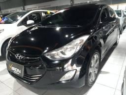 1. Hyundai Elantra GLS 1.8 Flex - Leia o anúncio!