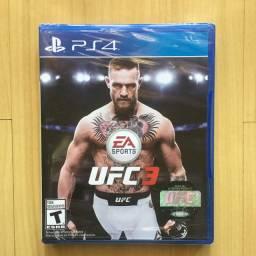 Jogo PS4- UFC 3