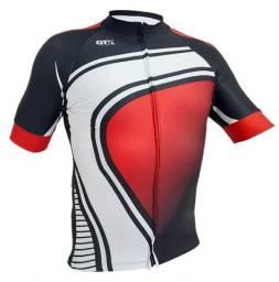 Camiseta De Ciclismo Gtx Red Road Mtb Speed
