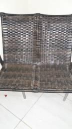Cadeira tipo namoradeira