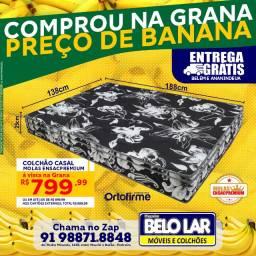 Colchão de Mola, Já sabe , pagou na grana é preço de banana!