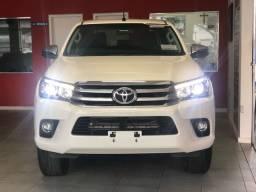 Toyota Hilux SRX 2.8 CD 4x4 Diesel 18/18 Apenas 14.000Km
