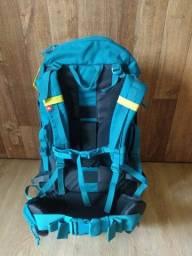 Mochila Reforçada Trekking Camping Forclaz 60 Litros Quechua