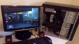 PC Gamer com Monitor
