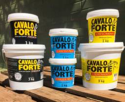 Suplemento cavalo forte e top mix