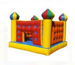 Brinquedo Inflável - Balão Pula-pula Castelinho