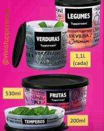 Tupperware Rifas R$6.00