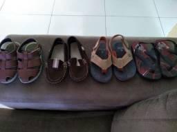 Lotinho de sapato infantil número 20 21