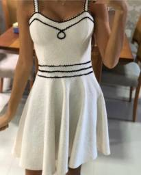 Vestido P -branco