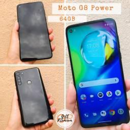 Moto G8 Power 64GB - Preto